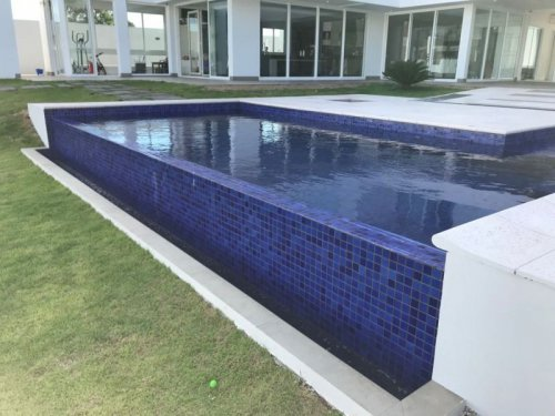 Piscinas de Concreto/Mista