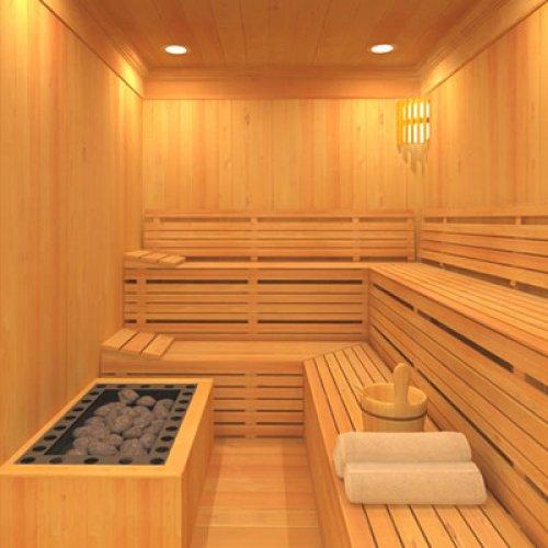 Saunas e Spas